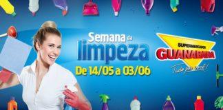Semana da Limpeza Guanabara 2017