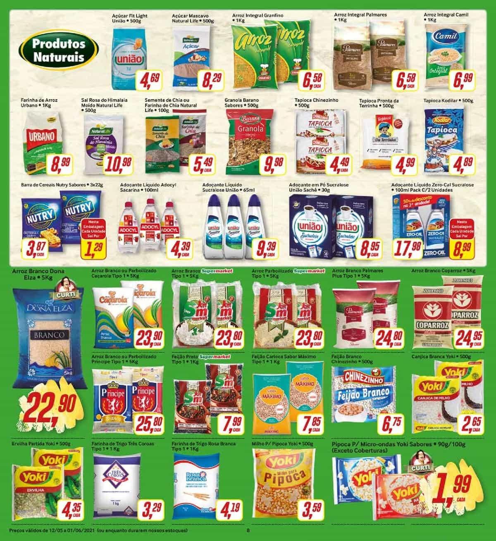 Encarte Supermarket até 01/06