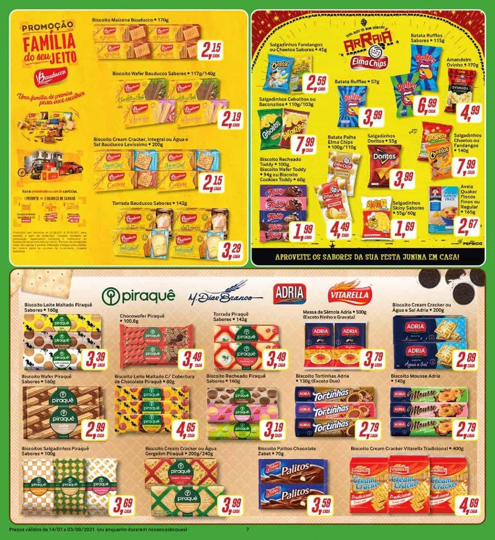 Encarte Supermarket até 03/08